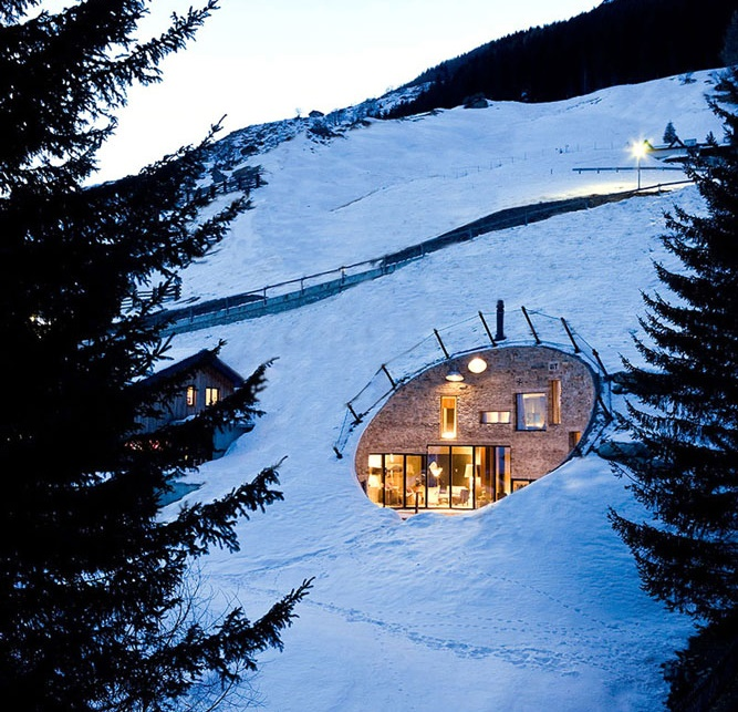 Villa in Alps