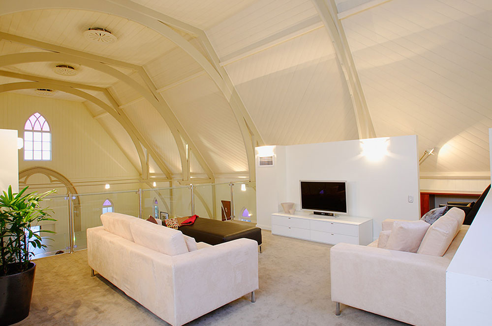 Heavenly Transfiguration An Old Church Into A Luxurious Home
