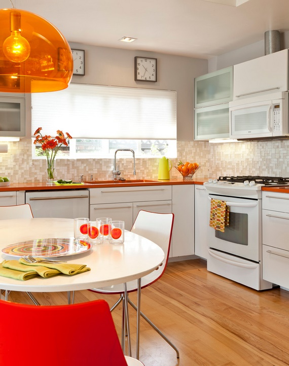 Colorful House - living space