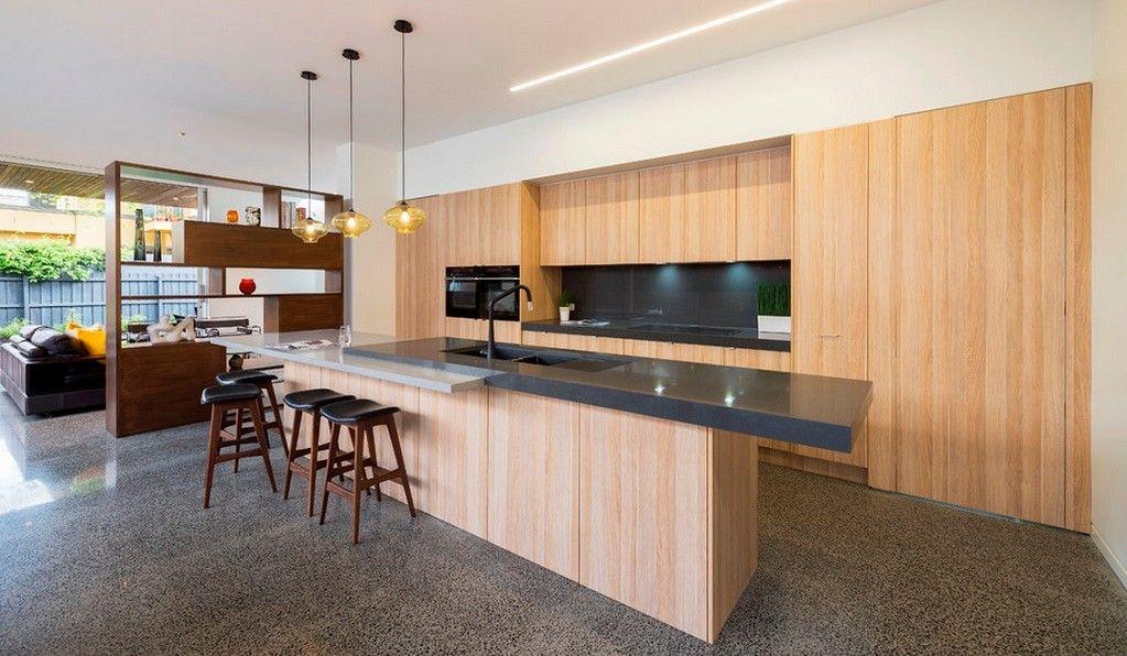Kitchen Ultramodern House