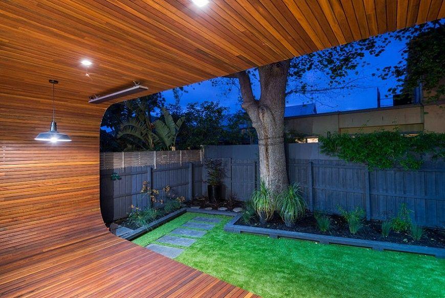 Ultramodern House - Patio