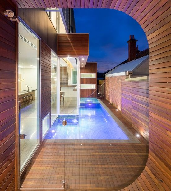 Pool Ultramodern House