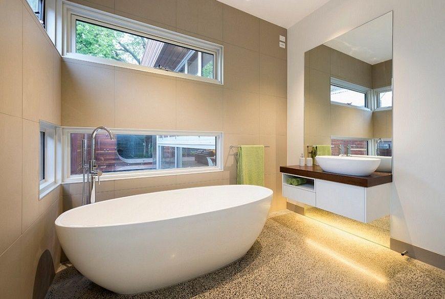 Bathroom Ultramodern House