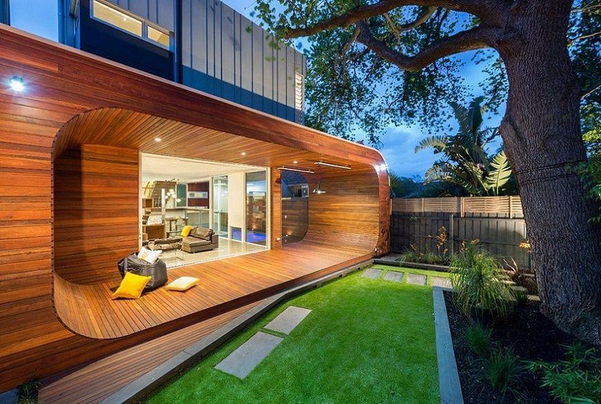 Ultramodern House - Exterior