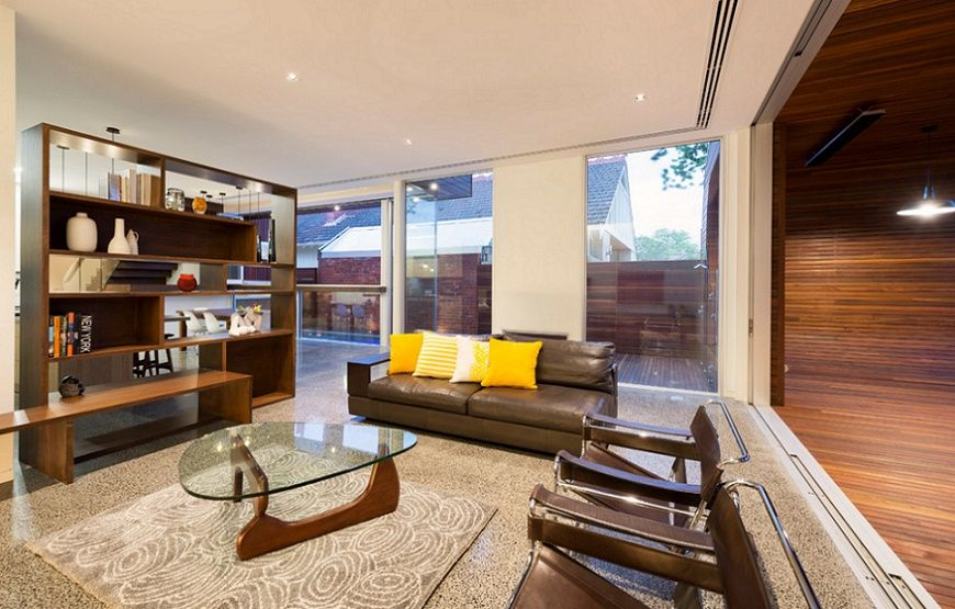 Living Ultramodern House