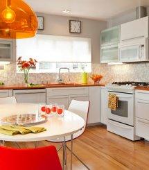 Image Accente de culoare in bucataria moderna
