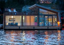 Image Floating House in Seatle