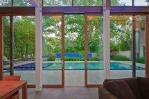 Image Terasa cu acces la piscina