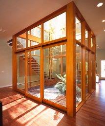 Image Modern indoor garden