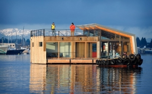 Life In a Floating House