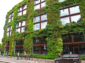 The Vertical Garden - The Art of Organic Architecture