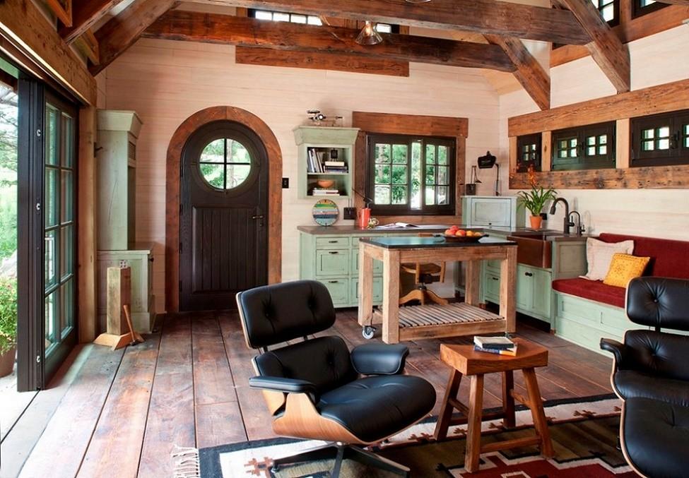 Mountain Cottage, kitchen