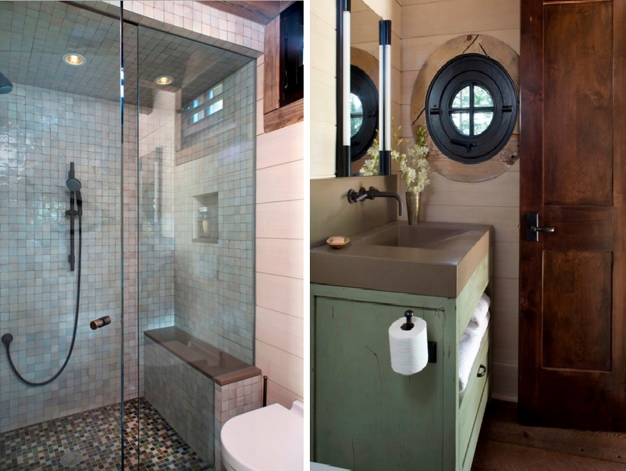 Mountain Cottage - Bathroom