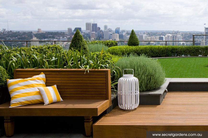 Image Roof Top Garden