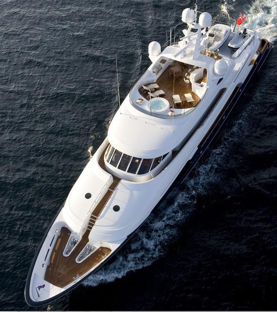 Slojo Yacht - Exterior